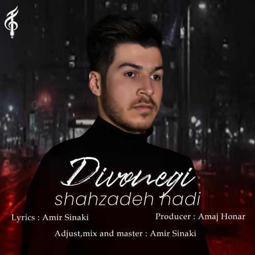 shahzadeh hadi divoonegi دانلود اهنگ دیوونگی شاهزاده هادی
